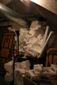 Styrofoam!